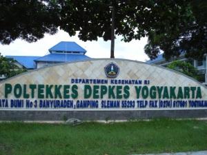 Entitas Poltekkes Depkes Yogyakarta