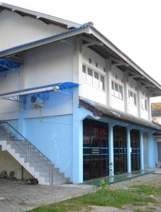 Gedung Lab. Hyperkes & Workshop JKL di lingkungan Kampus I Poltekkes Yk