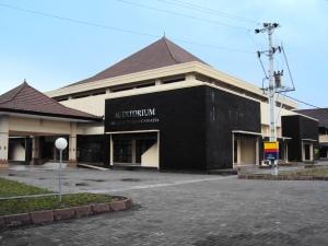 Auditorium Baru Poltekkes Ykt