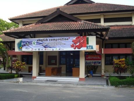 Auditorium Poltekkes Jl. Tata Bumi 3