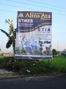 Banner Stikes Alma Ata
