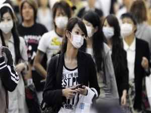 Japan Swine Flu