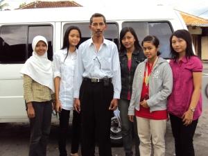 Alumni ke Mayapada Hosptl