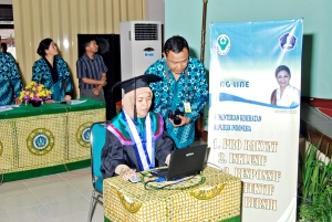 Launching Legalisasi ijazah Poltekkes Yogyakarta